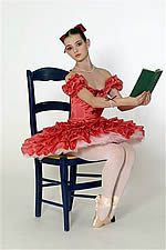 Coppelia Ballerina