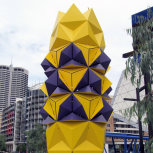 Totem at Perth Areana